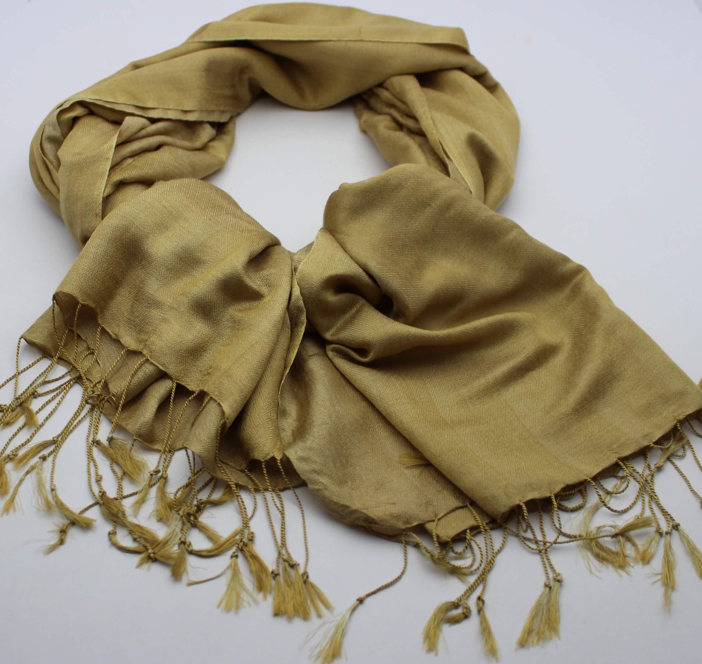 NEW Kašmírový šátek béžový 044d8ea7f0