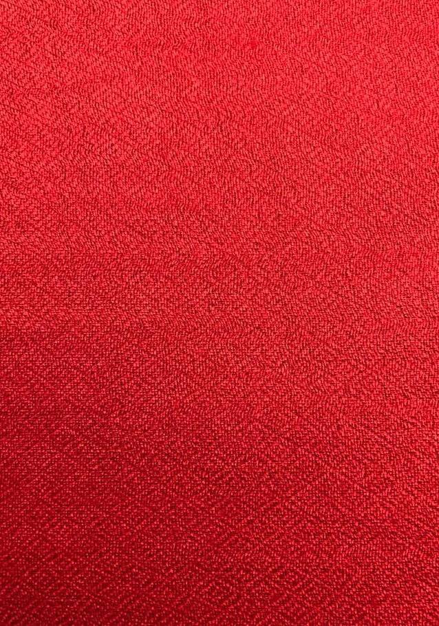 Kašmírový šátek červený 531c5c1108